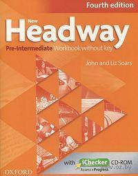 New Headway. Pre-Intermediate. Workbook with key (+ CD). Джон Сорс, Лиз Сорс