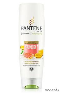 Бальзам - ополаскиватель PANTENE PRO-V очищение и питание (400 мл)