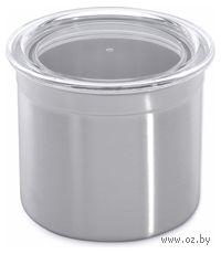 Банка для сыпучих продуктов металлическая (12х11 см)