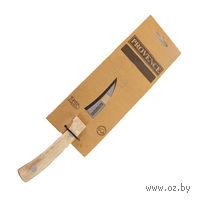 Нож металлический с деревянной ручкой (16/7 см)