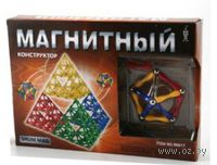 """Магнитный конструктор """"Пирамиды"""" (52 детали)"""