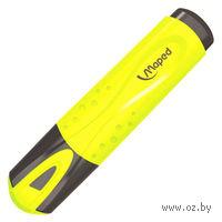 Маркер текстовый Fluo Peps (желтый)