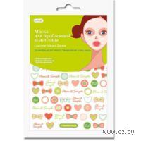Маска для проблемной кожи лица с маслом чайного дерева (1 шт.)