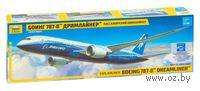 Пассажирский авиалайнер Боинг 787-8