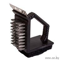 Щетка для чистки гриля (12х14 см; арт. 10413438)