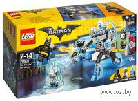 "LEGO The Batman Movie ""Ледяная aтака Мистера Фриза"""