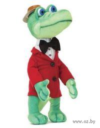 """Мягкая игрушка """"Крокодил Гена"""" (32 см)"""