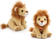 "Мягкая интерактивная игрушка ""Wiki Zoo. Лев"" (арт. 9930/WZ)"