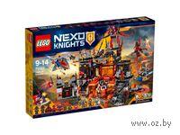 """LEGO Nexo Knights """"Логово Джестро"""""""