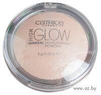 "Пудра-хайлайтер для лица ""High Glow Mineral"" (тон: 10)"