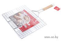 Решетка-гриль металлическая (40*30 см)