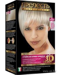 """Стойкая крем-краска для волос """"Тон 1001. Супер жемчужный"""""""