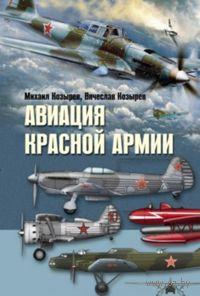 Авиация Красной армии. Михаил Козырев, Вячеслав Козырев