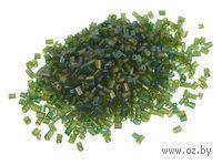 Рубка прозрачная №1167 (зеленый; 11/0)