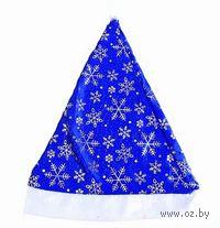 Шапка новогодняя текстильная (40х27 см; арт. 10417862)