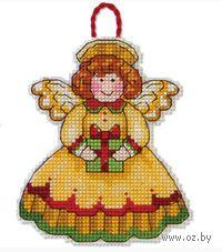 """Вышивка крестом """"Ангел"""" (арт. DMS-70-08893)"""