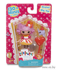 "Кукла ""Lalaloopsy Mini. Арахисовое шапито"""