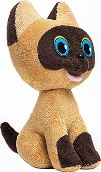 """Мягкая игрушка """"Котенок Гав"""" (17 см)"""
