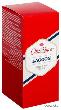 Лосьон после бритья Old Spice Lagoon (100 мл)