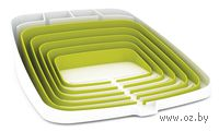 """Сушилка для посуды """"Arena Dish Drainer"""" (бело-зеленая)"""