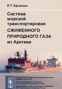 Система морской транспортировки сжиженного природного газа из Арктики. Роман Касаткин