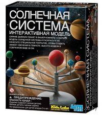 """Набор для опытов """"Солнечная система"""""""