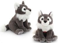 "Мягкая интерактивная игрушка ""Wiki Zoo. Волк"" (арт. 9936/WZ)"