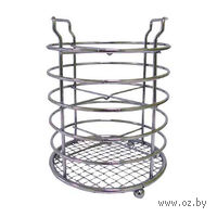 Подставка для столовых приборов металлическая (11х14 см; арт. 320167)