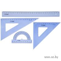 Набор геометрический большой (тонированный)