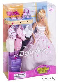 "Кукла ""Модница с нарядами и аксессуарами"""