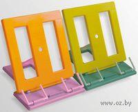 Подставка для книг (цвет: ассорти)