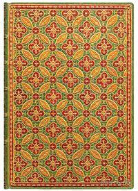 """Записная книжка Paperblanks """"Мозаика"""" нелинованная (формат: 130*180 мм, средний)"""