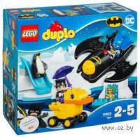 """LEGO Duplo """"Приключения на Бэтмолете"""""""