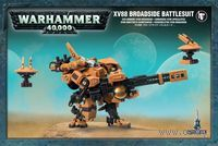 "Миниатюра ""Warhammer 40.000. XV88 Broadside Battlesuit"" (56-15)"