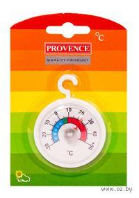 Термометр комнатный в пластмассовом корпусе (арт. 410018)