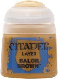 Paint Pots: Balor Brown 12ml (22-43)
