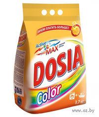 Стиральный порошок для автоматической и ручной стирки DOSIA Color Active 3 (3,7 кг)
