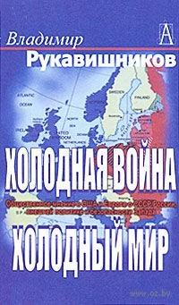 Холодная война, холодный мир. Общественное мнение в США и Европе о СССР / России, внешней политике и безопасности Запада. Владимир Рукавишников