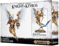 "Миниатюра ""Warhammer AoS. Stormcast Eternals Knight-Azyros"" (96-17)"