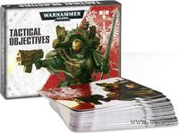 "Набор ""Warhammer 40.000: Tactical Objectives"" (40-20-60)"