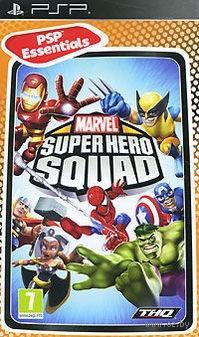 Marvel: Super Hero Squad (PSP)