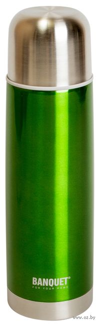Термос металлический (0,5 л, арт. 48T05S)
