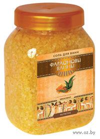 """Соль для ванн """"Фараоновы ванны"""" Nutritive с экстрактом эвкалипта (1000 гр)"""
