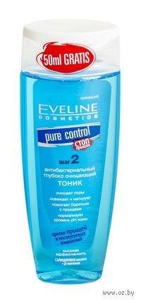 Тоник Pure Control глубоко очищающий  (200 мл)