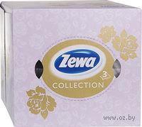 """Бумажные носовые платочки ZEWA """"Collection"""" (60 шт)"""