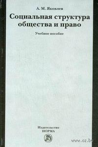 Социальная структура общества и право. Александр Яковлев
