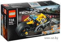 "LEGO Technic ""Мотоцикл для трюков"""
