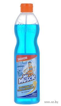 Чистящее средство для стекол и других поверхностей Mr. Muscle (500 мл)