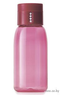 """Бутылка для воды """"Dot"""" (400 мл; розовая)"""