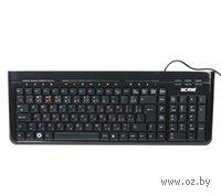 Клавиатура мультимедийная USB KM04